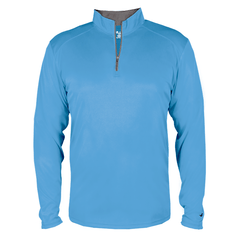 Badger Sport Layering XS / COLUMBIA BLUE Badger - B-Core Quarter-Zip Pullover