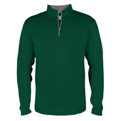 Badger Sport Layering XS / FOREST Badger - B-Core Quarter-Zip Pullover