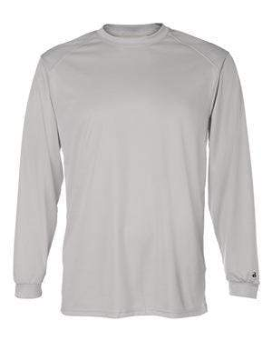 Badger Sport T-shirts S / SILVER Badger - B-Core Long Sleeve T-Shirt