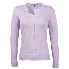 Brooks Brothers Sweaters S / LILAC Brooks Brothers Women's Supima Cotton Cardigan Sweater