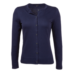 Brooks Brothers Sweaters S / NAVY Brooks Brothers Women's Supima Cotton Cardigan Sweater