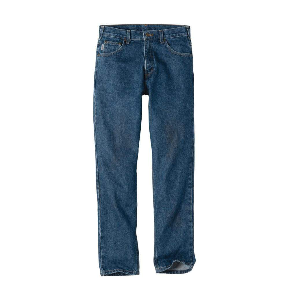Carhartt Bottoms 30x30 / Darkstone Carhartt® - Relaxed-Fit Tapered-Leg Jean