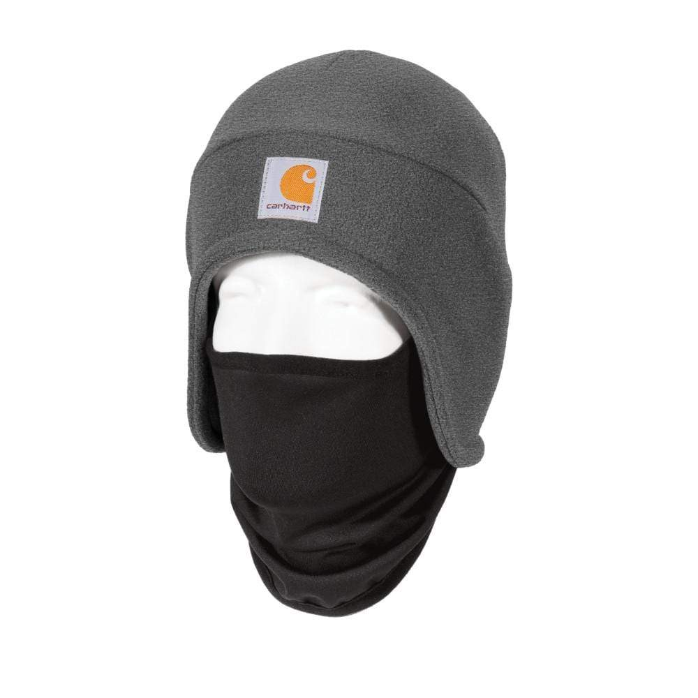 Carhartt Headwear One Size / Charcoal Heather Carhartt® - Fleece 2-In-1 Headwear