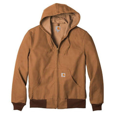 Carhartt Outerwear S / Brown Carhartt® - Thermal-Lined Duck Active Jacket