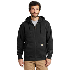 Carhartt Sweatshirts Carhartt® - Rain Defender ® Paxton Heavyweight Hooded Zip-Front Sweatshirt