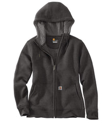Carhartt Sweatshirts S / Carbon Heather Carhartt - Women's Clarksburg Full-Zip Hoodie