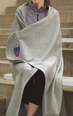 Champion Accessories Grey Champion - Stadium Blanket