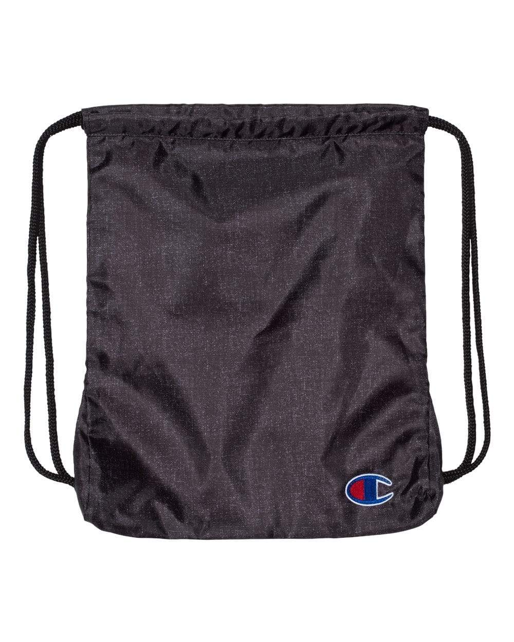 Champion Bags One Size / Heatehr Black Champion - Carry Sack