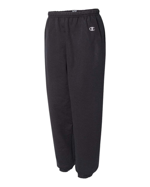Champion Bottoms S / Black Champion - Cotton Max Sweatpants