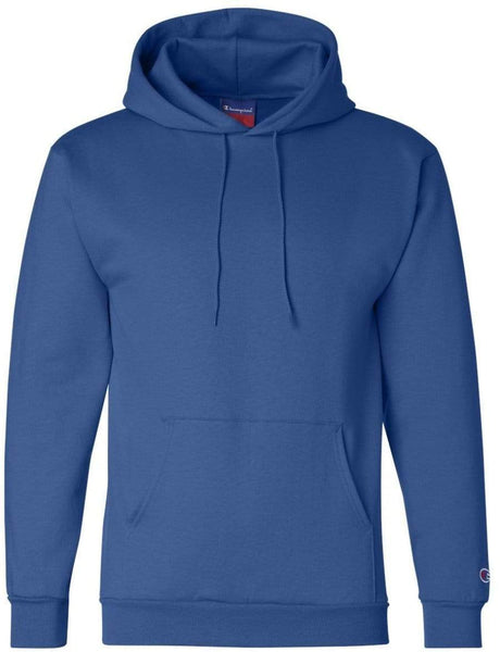 Champion Sweatshirts S / Royal Blue Champion - Double Dry Eco Hooded Sweatshirt