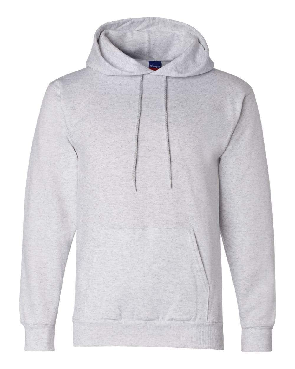 Champion Sweatshirts S / Silver Grey Champion - Double Dry Eco Hooded Sweatshirt