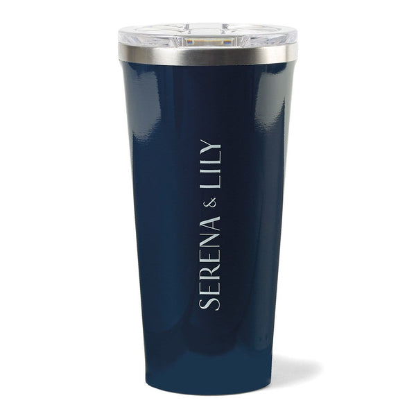 Corkcicle Accessories 16oz / Navy Corkcicle - Tumbler 16 Oz.