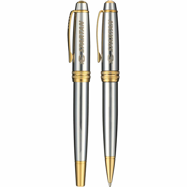 Cross Accessories 6 piece minimum / Silver Cross - Bailey Medalist Pen Set