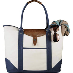 Cutter & Buck Bags One size / Navy Cutter & Buck® Legacy Cotton Canvas Boat Tote