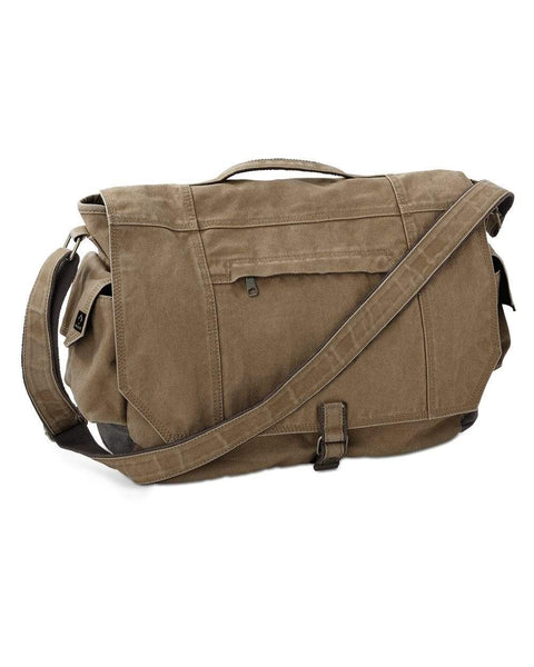 DRI DUCK Bags NONE / FIELD KHAKI/TOBACCO DRI DUCK - 15.6L Messenger