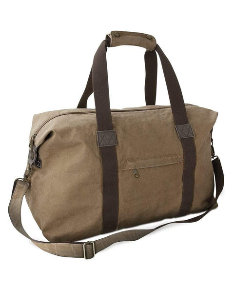 DRI DUCK Bags NONE / KHAKI DRI DUCK Canvas Weekender Bag