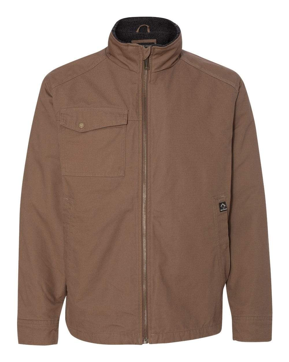 DRI DUCK Outerwear S / FIELD KHAKI DRI DUCK - Endeavor Canyon Cloth™ Canvas Jacket with Sherpa Lining