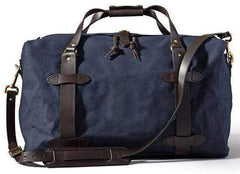 Filson Bags One size / Navy Filson Medium Rugged Twill Duffle