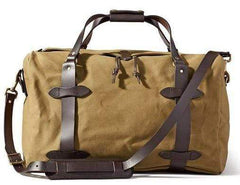 Filson Bags One size / Tan Filson Medium Rugged Twill Duffle