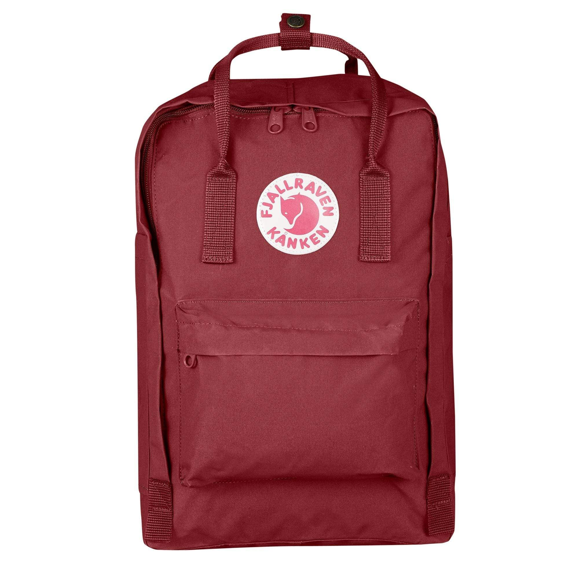 "Fjällräven Bags One Size / Ox Red FJÄLLRÄVEN - Kånken 15"" Laptop Backpack"