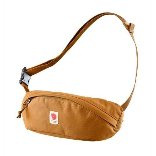 Fjällräven Bags One size / Red gold FJÄLLRÄVEN - Ulvö Hip Pack Medium