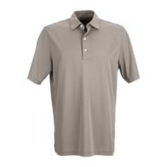 Greg Norman Polos S / ALMOND Greg Norman Play Dry® ML75 Tonal Stripe Polo