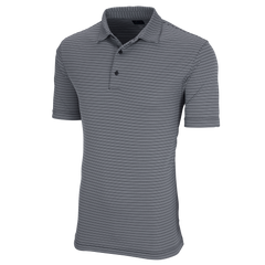 Greg Norman Polos S / Black Greg Norman Protek Micro Stripe Polo