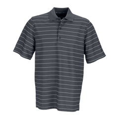 Greg Norman Polos S / Shingle / white Greg Norman - Play Dry® Performance Striped Mesh Polo
