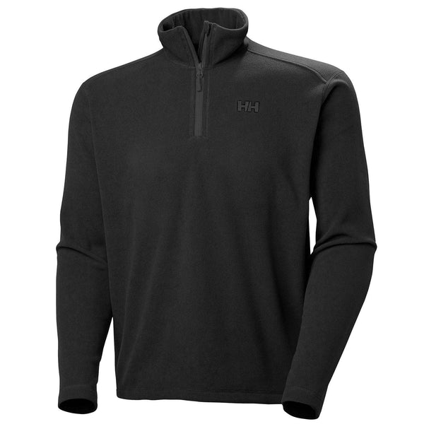 Helly Hansen Fleece S / Black Helly Hansen - Men's 1/2 Zip Daybreaker Fleece