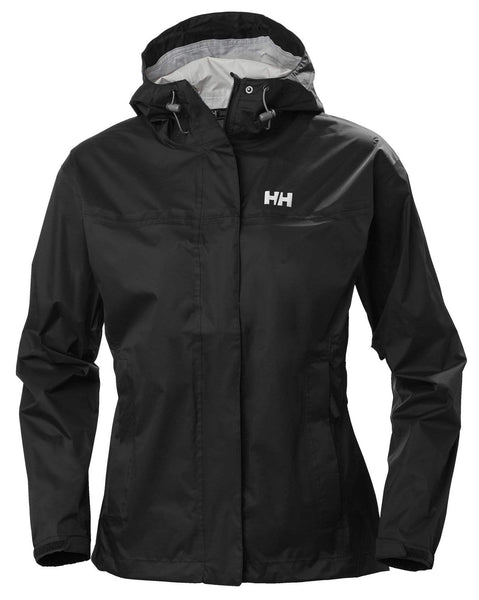 Helly Hansen Outerwear S / Black Helly Hansen - WOMen's LOKE JACKET