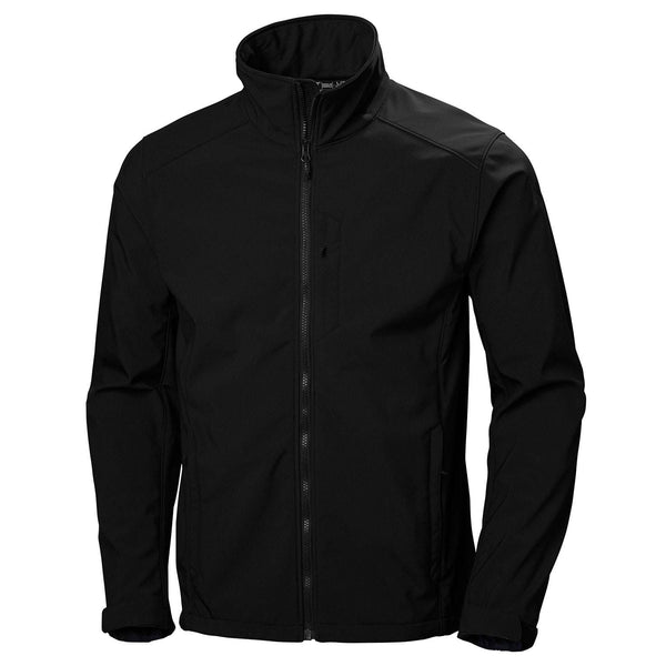 Helly Hansen Outerwear S / Black Helly Hanson - Men's Paramount Softshell Jacket