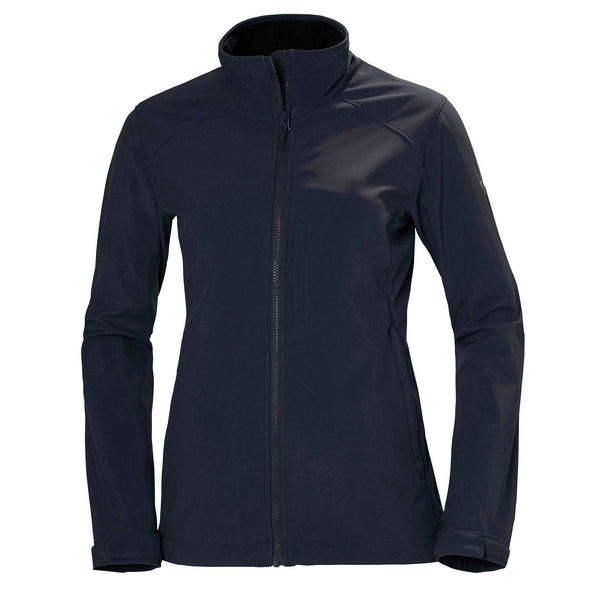 Helly Hansen Outerwear XS / Navy Helly Hanson - Women's Paramount Softshell Jacket