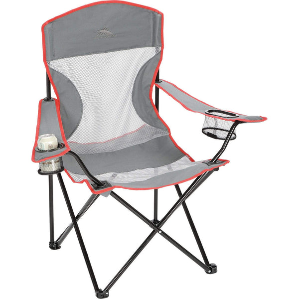 High Sierra - 24 piece minimum Accessories one color screen print / Grey High Sierra® - Camping Chair