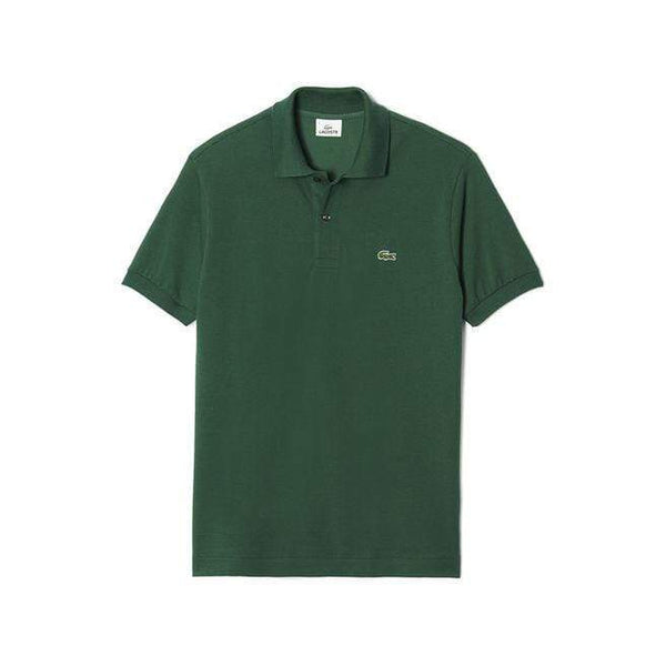 Lacoste Polos XS / GREEN Lacoste Men's Classic Pique Short Sleeve Polo