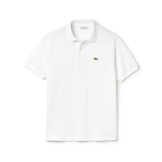 Lacoste Polos XS / WHITE Lacoste Men's Classic Pique Short Sleeve Polo