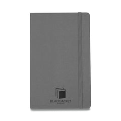 Moleskine - 25 piece minimum Accessories 25 piece minimum / GREY Moleskine® Hard Cover Ruled Large Notebook (5