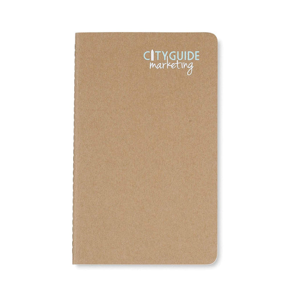 "Moleskine - 50 piece minimum Accessories Moleskine® Cahier Plain Large Notebook (5"" x 8.25"")"