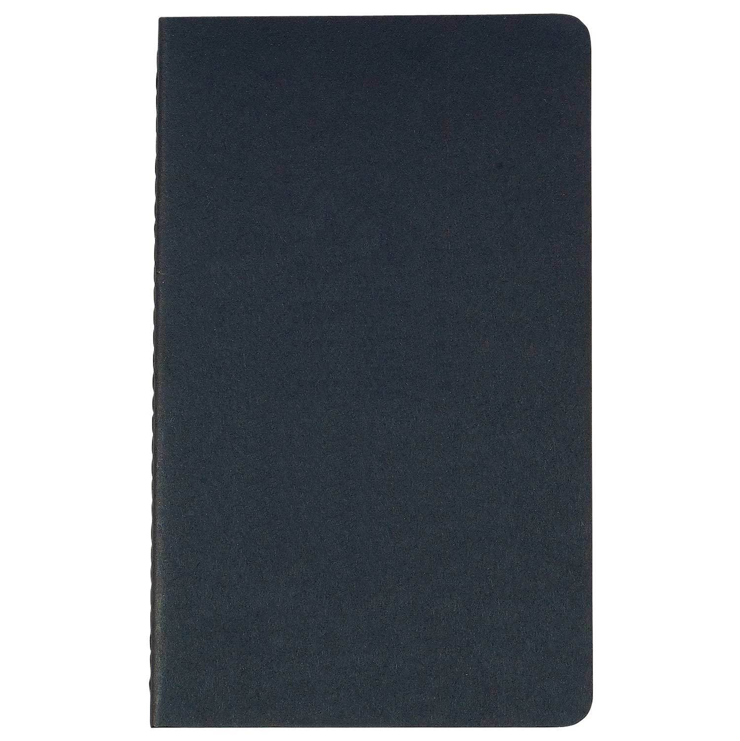 "Moleskine - 50 piece minimum Accessories One Size / BLACK Moleskine® Cahier Squared Large Notebook (5"" x 8.25"")"