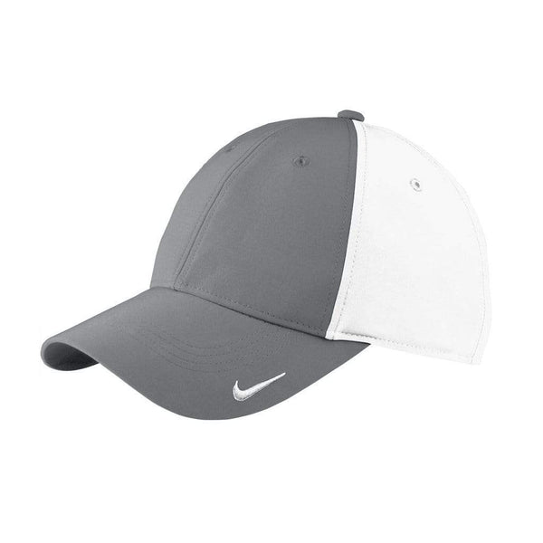 Nike Headwear ONE SIZE / DARK GREY/WHITE Nike Golf Swoosh Legacy 91 Cap