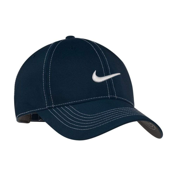 Nike Headwear ONE SIZE / MIDNIGHT NAVY Nike Golf Swoosh Front Cap