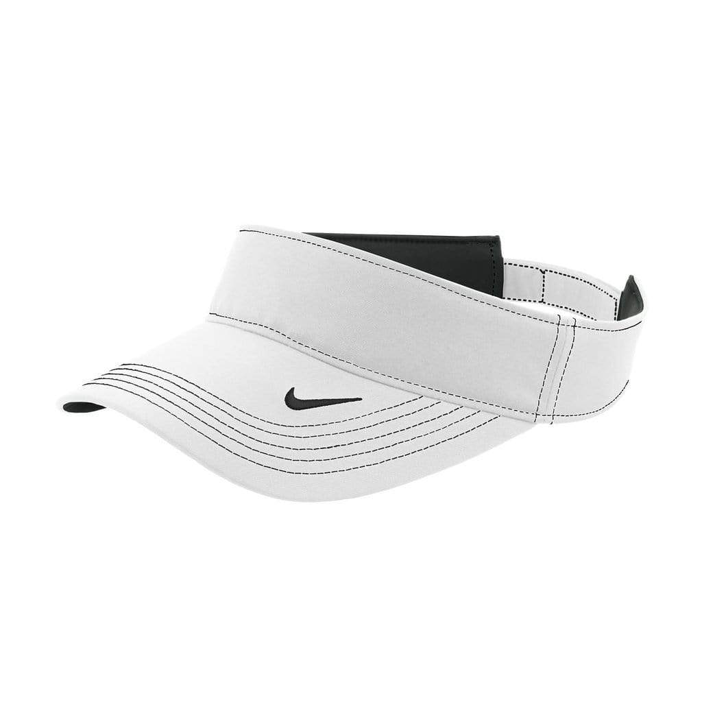 Nike Headwear ONE SIZE / WHITE Nike Golf Dri-FIT Swoosh Visor