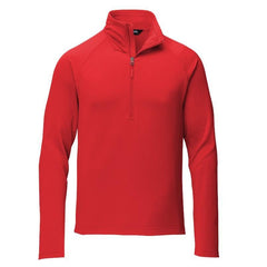 North Face Fleece S / Red The North Face® - Men's Mountain Peaks 1/4-Zip Fleece