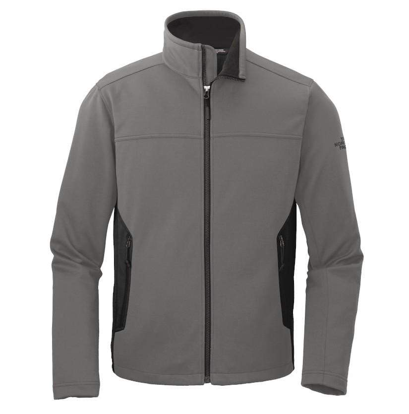 North Face Outerwear S / Asphalt Grey/Black The North Face® - Men's Ridgeline Soft Shell Jacket