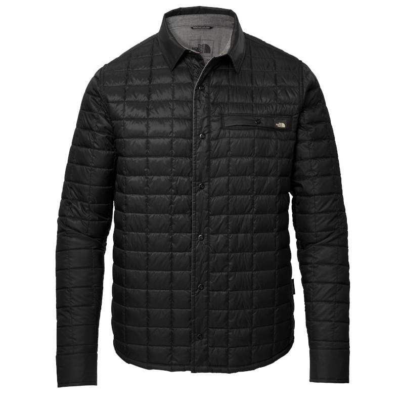 North Face Outerwear S / Black The North Face® - Men's ThermoBall ® ECO Shirt Jacket