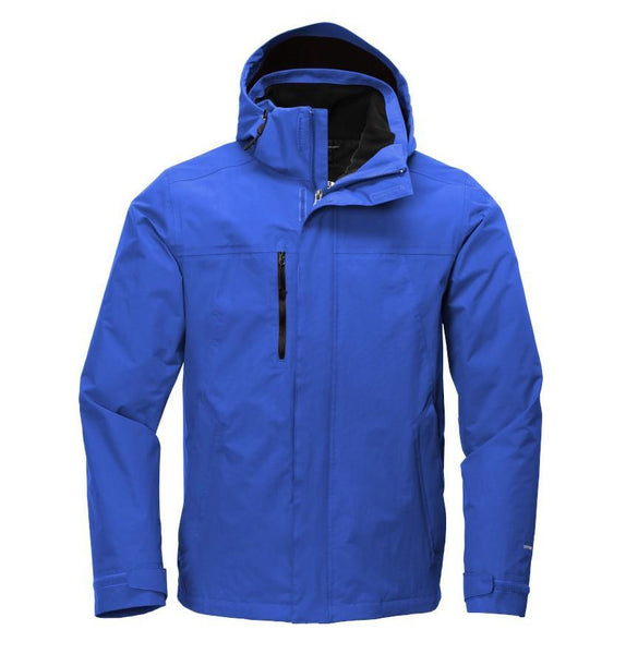 North Face Outerwear S / Blue The North Face® - Men's Traverse Triclimate ® 3-in-1 Jacket