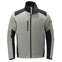 North Face Outerwear S / Grey Heather / Black The North Face® - Men's Tech Stretch Soft Shell Jacket