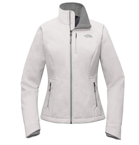 North Face Outerwear S / Light Grey Heather The North Face® - Women's Apex Barrier Soft Shell Jacket