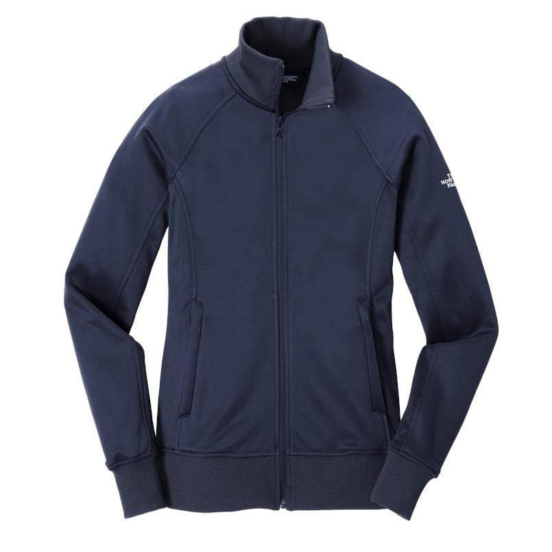 North Face Outerwear S / Navy The North Face® - Women's Tech Full-Zip Fleece Jacket