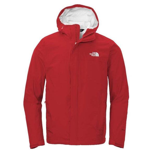 North Face Outerwear S / Red The North Face® - Men's DryVent™ Rain Jacket