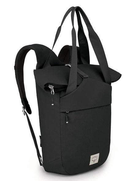 Osprey Bags One Size / Stonewash Black Osprey - Tote Pack Backpack
